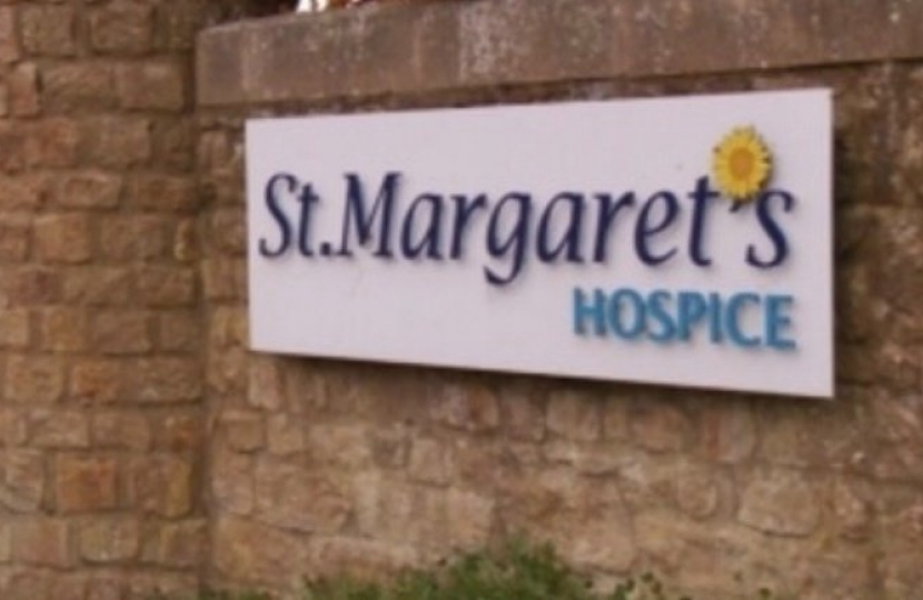 St Margaret's Hospice in Yeovil