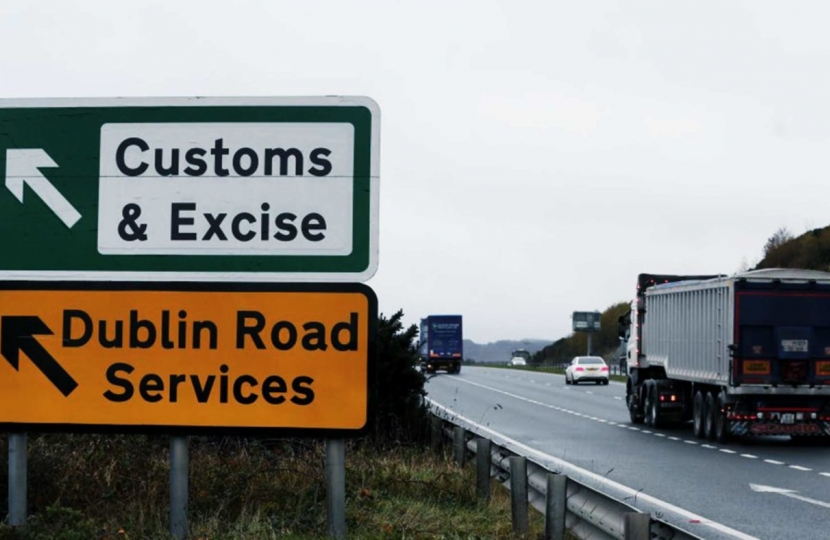 No need for a hard border in Ireland